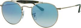 Ray-Ban *יבוא מקביל משקפי שמש, דגם 3747 צבע 9035/3F מידה 50