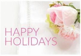 כרטיס ברכה עיצוב מודרני סוג חג שמח