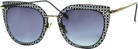 Tribeca Fashion משקפיים משקפי שמש TFS101 B 50