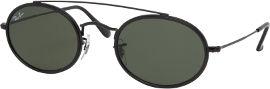 Ray-Ban *יבוא מקביל משקפי שמש, דגם 3847N צבע 9120/31  מידה 52