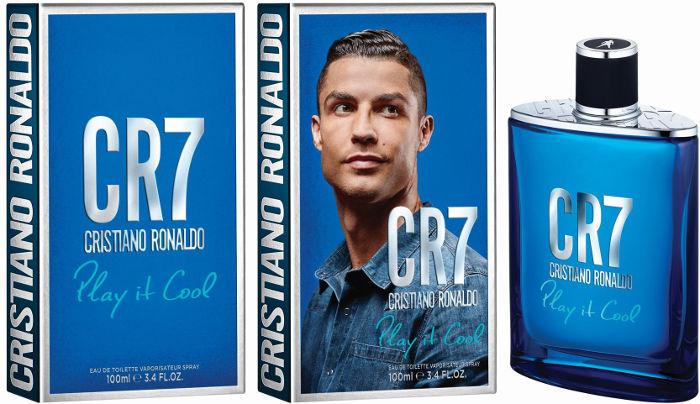 cr7 play it cool