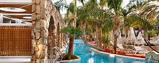 חופשה חלומית במלון אסיינדה ביער